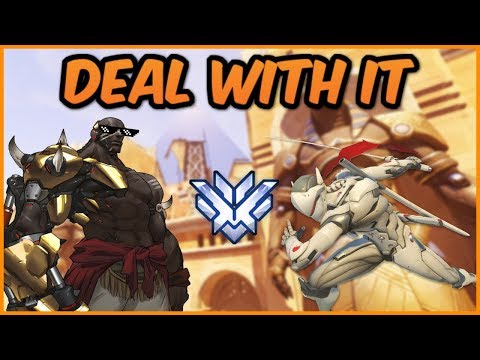 "Genji is Meta!? Overwatch Top 500 Doomfist/Genji ""SHREDDING BRO""! (Samito) thumbnail"