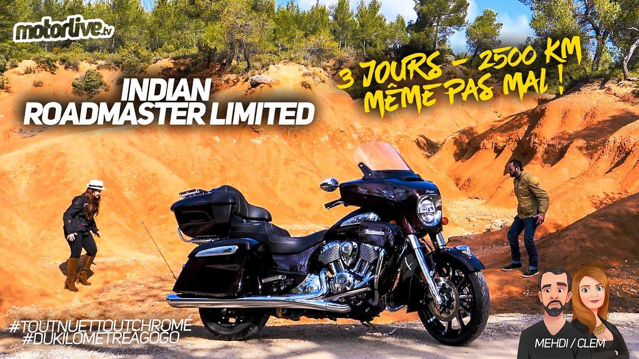 Download INDIAN ROADMASTER LIMITED PART II I ROADTRIP MOTORLIVE