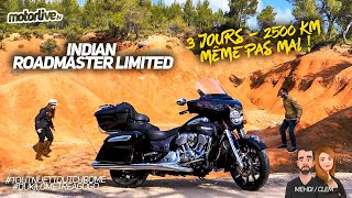 INDIAN ROADMASTER LIMITED PART II I ROADTRIP MOTORLIVE