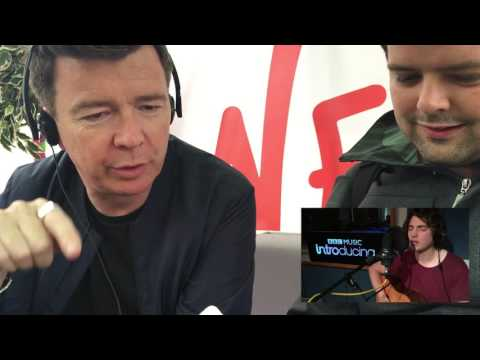 Rick Astley reviews BBC Introducing in Shropshire artists Mp3
