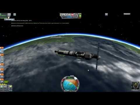 Kerbal Space Program - Interstellar Quest - Episode 9 - Crewed Munar Landing