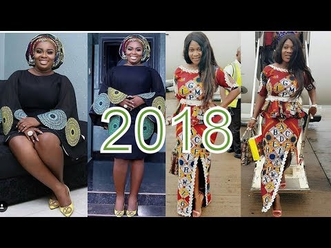 2018 LATEST AFRICAN WOMEN WEARS TO ROCK THIS MONTH
