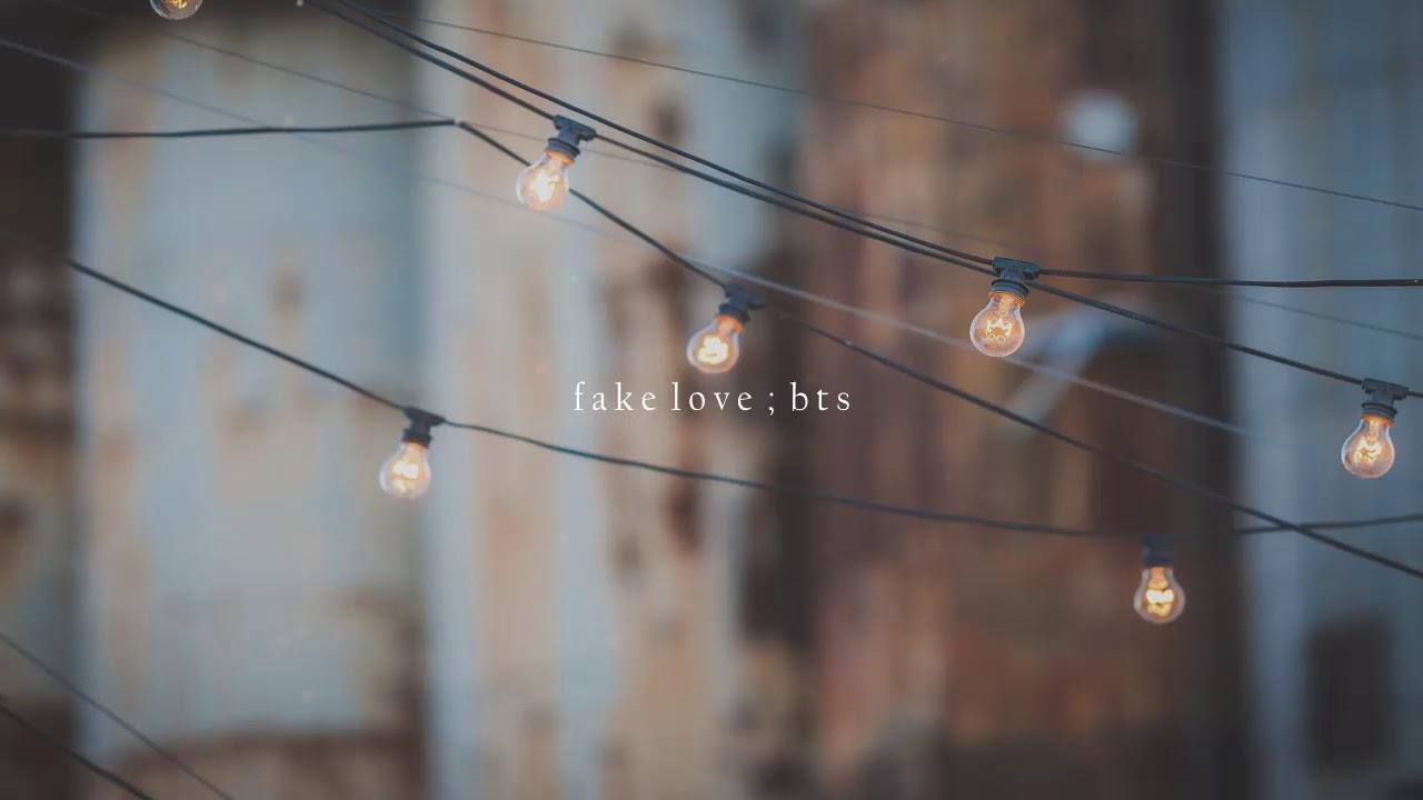 "BTS (방탄소년단) ""FAKE LOVE"" - Music Box Edition"