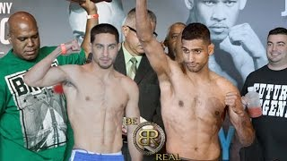 Amir Khan Vs Danny Garcia 2 | Pbc | December 2015 | 147lb Wbc World Title