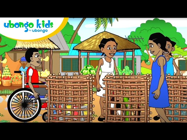 Recycling Song | Singalong with the Ubongo Kids | African Educational Cartoons