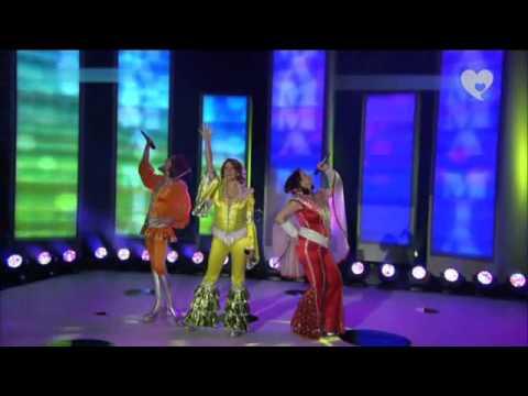 Musical Mamma Mia - Super Trouper & Dancing Queen 2013