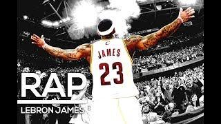 RAP DO LEBRON JAMES | CLEVELAND | MPV | NBA ALL STAR GAME | TRIBUTO 60º | KANHANGA SPORTRAP