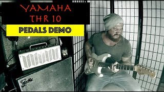 Download lagu Yamaha THR 10 Philip Sayce Style vintage pedals Demo MP3