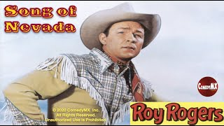 Roy Rogers | Song of Nevada (1944) | Full Movie | Roy Rogers, Trigger, Dale Evans