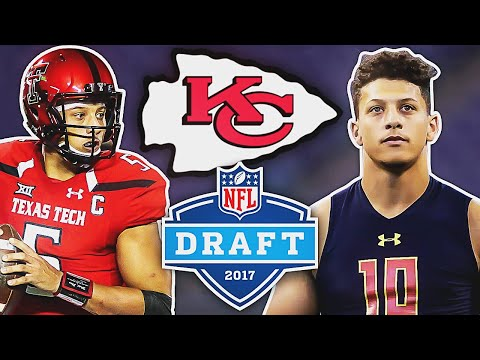 The REAL REASON Patrick Mahomes WASN'T a 1st OVERALL PICK