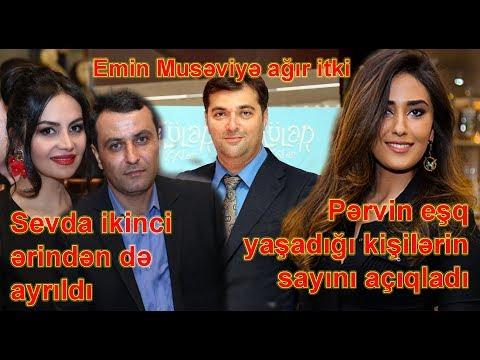 Pərvin eşq yaşadığı kişilərin sayını açıqladı, Sevda ərindən boşandı