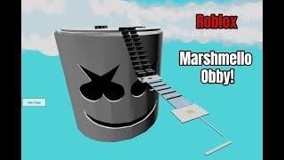 MARSHMELLO OBBY (ROBLOX)