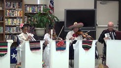 Alla en Rancho Grande played at a Cinco de Mayo Festival