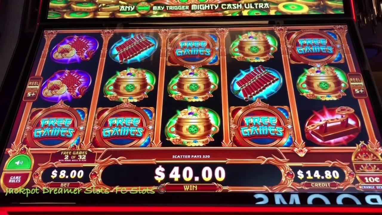 Play mighty cash online, free game