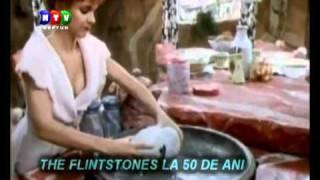 Familia Flintstones implineste 50 de ani