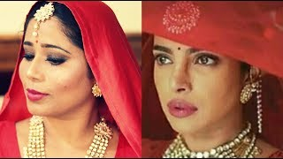 Priyanka Chopra Inspired Bridal Makeup Look Indian Wedding Makeup Look