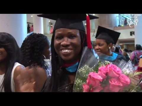MCNY 2013 Commencement Highlights