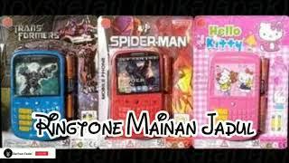 Download Ringtone Hp Mainan Jadul