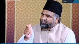 Why did the Holy Prophet (saw) say _La Nabiyya Ba'dee-persented by khalid Qadiani.flv