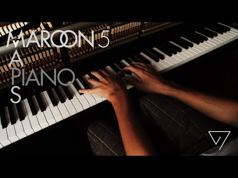 Maroon 5 - Maps (HQ Piano Cover)