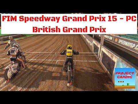 FIM Speedway Grand Prix 15 | PC | British Grand Prix |