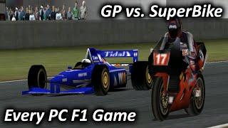 GP vs. SuperBike (2008) - Every PC F1 Game