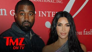 Kanye West Says He's Trying to Divorce Kim Kardashian | TMZ