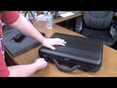 MEZZI Aluminum Laptop Case