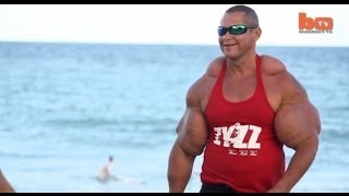 The Most Disgusting Synthol Abuse I Have Ever Seen