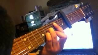 Honeymoon Avenue Ariana Grande acoustic cover