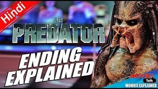 THE PREDATOR Movie Ending Explained In Hindi