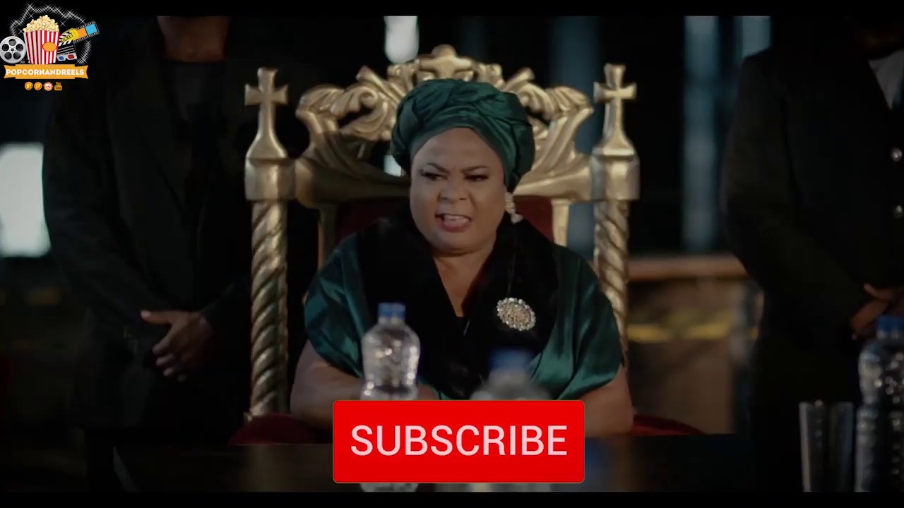 Download King Of Boys - Sola Sobowale Shouting Clips