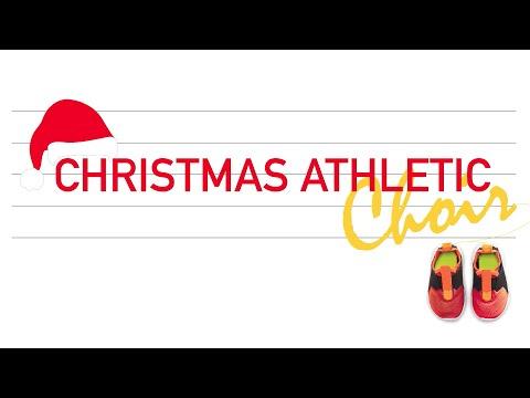 Christmas Athletic Choir