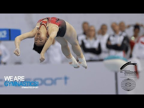 2018 Trampoline Worlds, St. Petersburg (RUS) - HIGHLIGHTS – Tumbling and Double Mini-trampoline