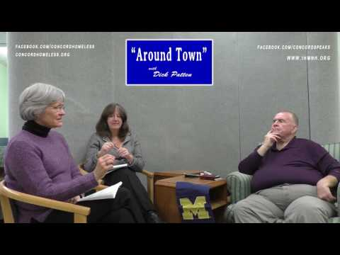 Around Town: with guest: The Concord Coalition to End Homelessness