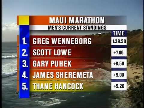 2000 Maui Marathon