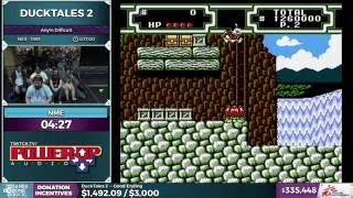 DuckTales 2 by NME in 10:18 - SGDQ 2016 - Part 91