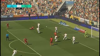[HD] Belgium vs Tunisia | Match Coupe du Monde 2018 FIFA | 23 Juin 2018 | PES 2018