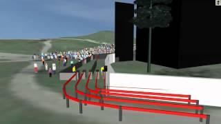 PTV Viswalk: Das Fest Karlsruhe 2012 - Wie funktioniert der Einlass in den Bereich vor der Bühne?