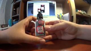 Жидкость Aramax, Клубничный вкус