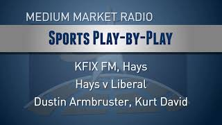 KAB Awards First Place B-11:  Sports Play-by-Play KFIX FM