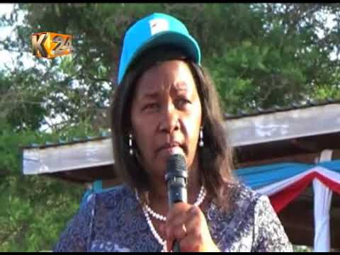 Nyenze's widow launches bid for parliamentary seat