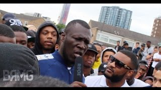 Stormzy - WICKEDSKENGMAN PART 4 (Behind The Scenes) [@Stormzy1] | BRMG