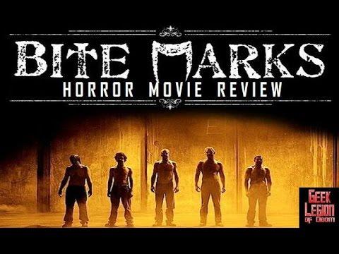 BITE MARKS ( 2011 Stephen Geoffreys ) Horror Comedy Movie Review