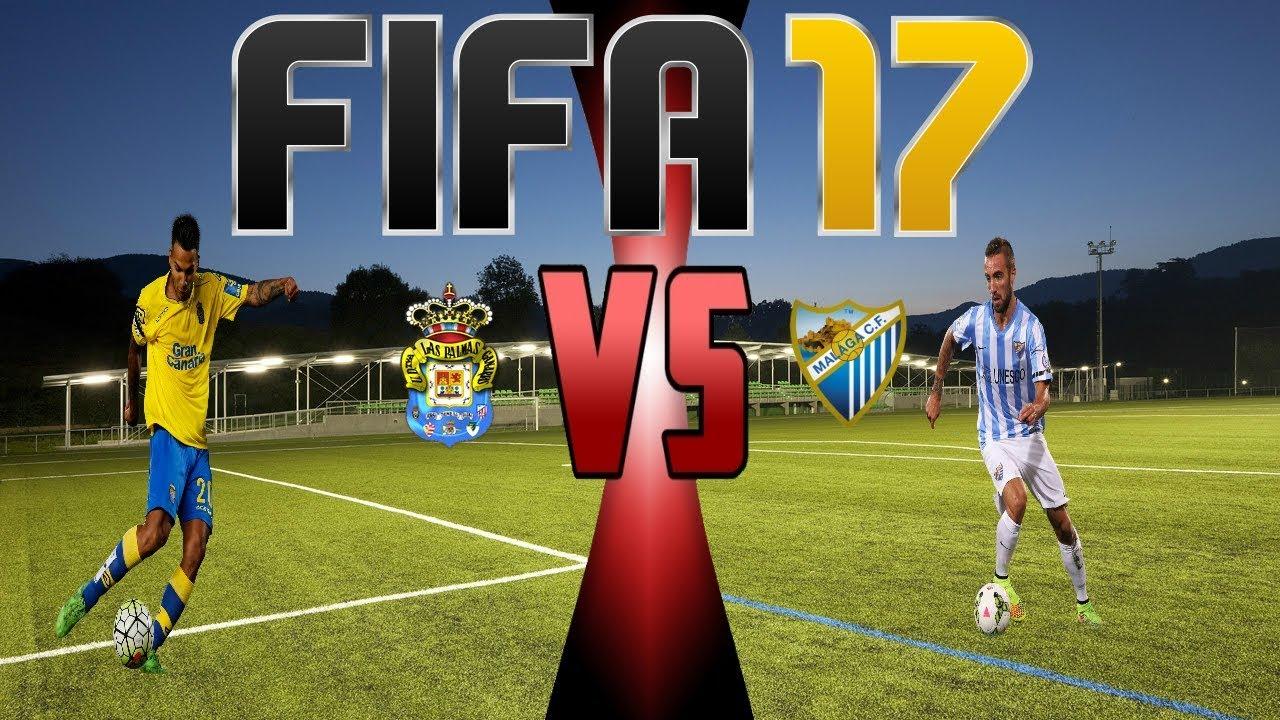 Temporada Ud Las Palmas 1718 Gameplay Ps4 Markensi Youtube