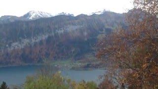Тунское озеро в кантоне Берн, Швейцария(, 2016-04-13T10:46:08.000Z)