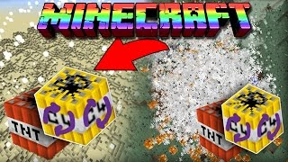 4 FARKLI EFSANE TNT !! (MINECRAFT 1.10)