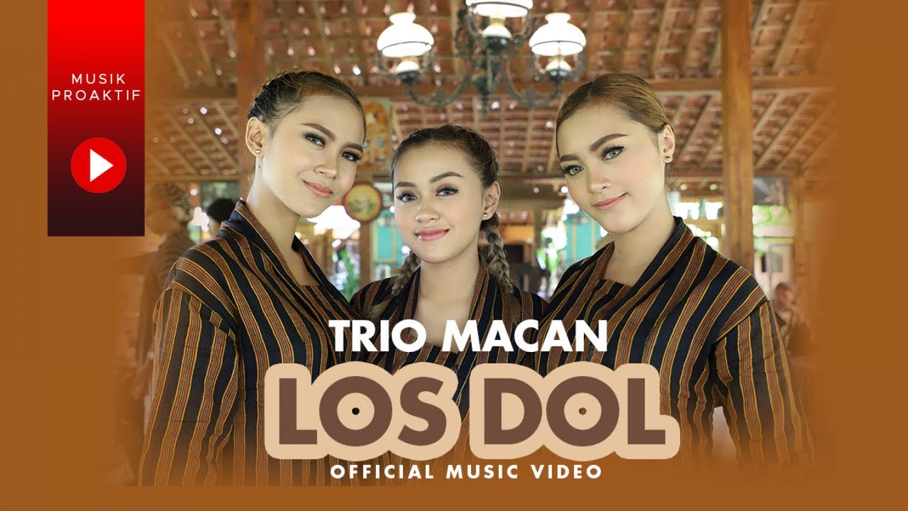 Trio Macan - LOS DOL (Official Music Video)
