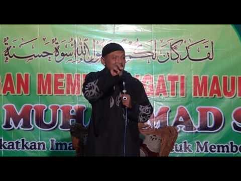 K.H.  Abdul Malik Sanusi  Bagian 1