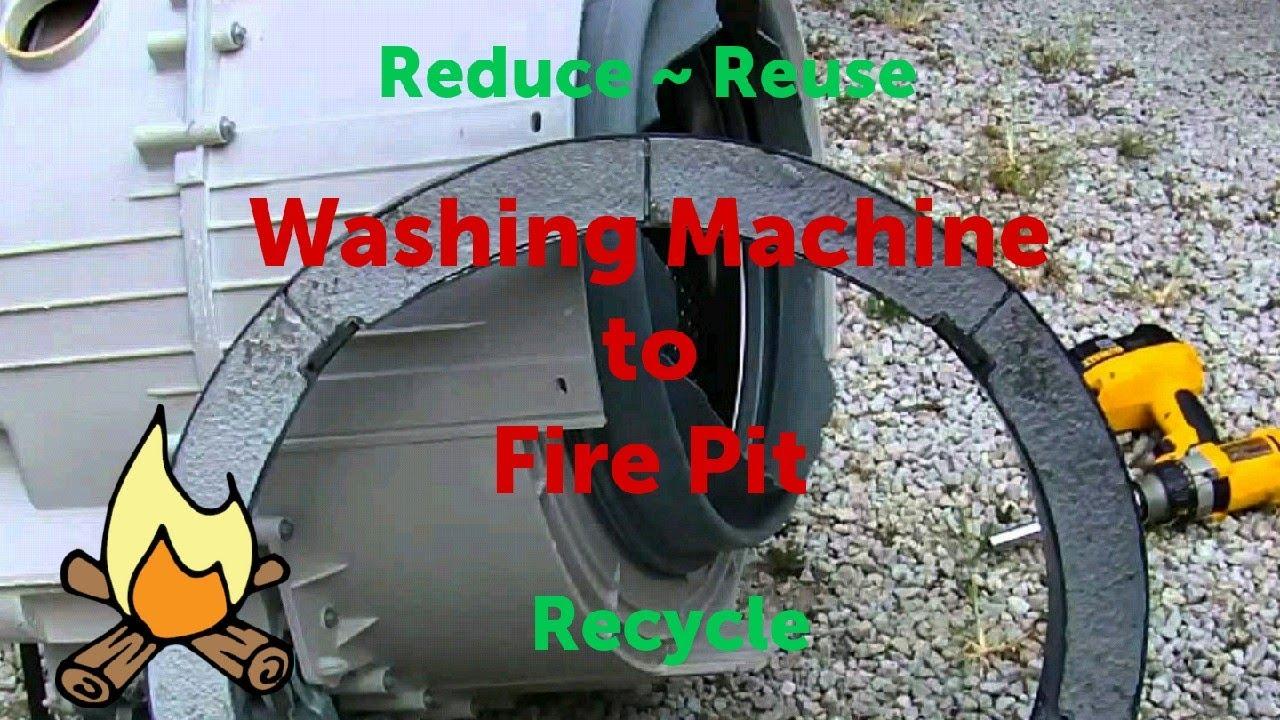 Turn an Old Washing Machine into